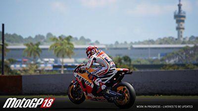 Moto GP 18 - Motociclicmo 2018 (Guida / Racing) PS4 Playstation 4 MILESTONE 7
