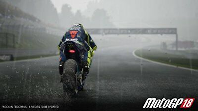 Moto GP 18 - Motociclicmo 2018 (Guida / Racing) PS4 Playstation 4 MILESTONE 4