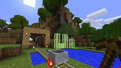 Minecraft Bedrock Edition - PS4 Playstation 4 Spiel - NEU OVP 5