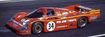 #8 Camel Porsche 962 C 1//64 Scale Slot Car Decals