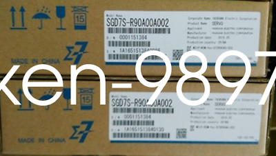 1PC New Yaskawa servo driver SGD7S-R90A00A002 #HC 2
