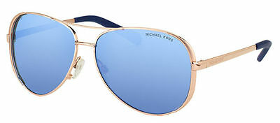 05a685ff528d ... NWT Michael Kors Sunglasses MK 5004 100322 Polarized Gold/Purple NOT 100325  59mm 2