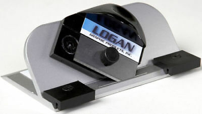 """Logan Picture Mount Cutter & 40"""" Rule Team System 440-1 Bevel & Straight Cutting 2"""