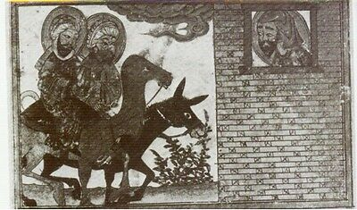 1095AD Holy War First Christian Crusade vs Islam Infidel Jerusalem Pope Urban II 3