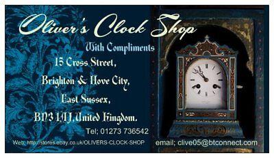 Clock Crank Key Size 7 2