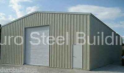 Steel 30x30x16 metal building kits residential garage auto lift shop