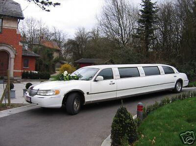 P.D.G. Limousine 8