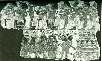 NEW Classic Study Daily Life Ancient Egypt Work Leisure Science Family Art Fun 3