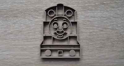 Thomas the Tank Engine Train Cookie Cutter Fondant Cutter 2