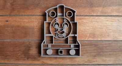 Thomas the Tank Engine Train Cookie Cutter Fondant Cutter 5