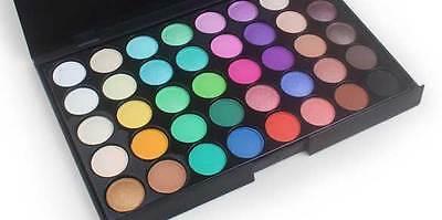 Eyeshadow Palette Makeup 40 Color Cream Eye Shadow Matte Shimmer Set Cosmetic 6