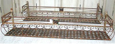 2x 100cm wand blumenkasten eisen balkonkasten 0946427m a eur 84 95 picclick de. Black Bedroom Furniture Sets. Home Design Ideas