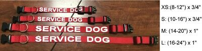 ALL ACCESS CANINE™ Service Dog - Emotional Support Animal ESA Dog Collar and Tag 11