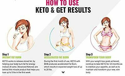 Keto Diet Pills Shark Tank Best Weight Loss Supplements Burn Fat & Carb Blocker 8