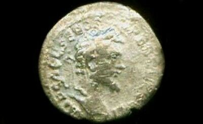 AD194 Roman Silver Denari Emperor Severus Prosperity Goddess Fortuna Emesa Syria 4