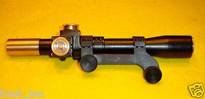 WW II ENFIELD No 32 MK II/MK 2 Sniper Scope&Mount&Pad Reproductions RSM
