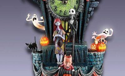 3 of 5 tim burton nbx nightmare before christmas cuckoo clock new - Nightmare Before Christmas Cuckoo Clock