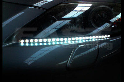 R8 Style LED lights for CITROEN C4 C5 DISPATCH DS  fog side RELAY DRL