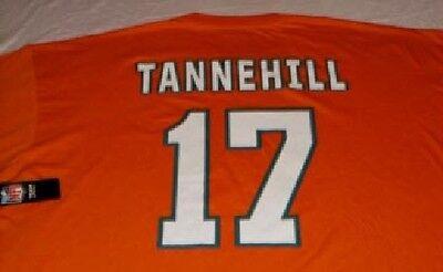 quality design 94083 0e9b9 RYAN TANNEHILL #12 Miami Dolphins Jersey Shirt 2XL NFL T-shirt