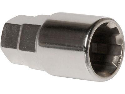 BUTZI Chrome Anti Theft Locking Wheel Bolt Nuts /& 2 Keys to fit Mini Cooper S 14x1.25 L27
