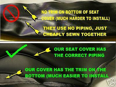 XR75 XR80 XL80 Replacement seat cover Honda XR XL 75 80   049