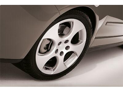 12 x 1.25mm Anti Theft Locking Wheel Bolt Nuts + Key for Peugeot 1007, 207 & 308 2
