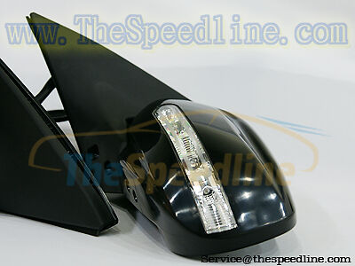 00 01 02 03 04 05 Ford Laser LED MANUAL Fold LED SIGNAL Side Mirror Tierra Lynx