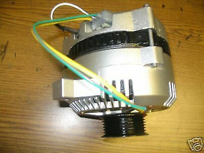 Ford Mustang 1-Wire 3G LARGE CASE Alternator High Amp 1965 66 68 70 81 82 83 84 4