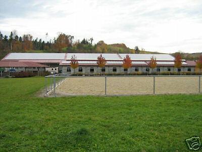 Neue Stahlhalle 20m x 20m x 4m, isoliert 8