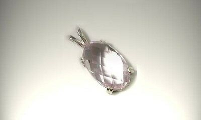 Handcrafted 10¼ct Scotland Amethyst Ancient Egypt Warrior Pharaoh Magic Amulet 4 • CAD $254.04