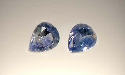 19thC Antique ½ct Sapphire Gem of Ancient Rome Saturnalia Lupercalia Mardi Gras 2