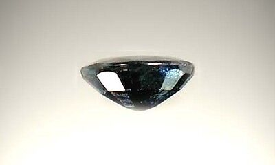 19thC Antique ¾ct Sapphire Gemstone of Ancient Greece Cronus God of Abundance 4