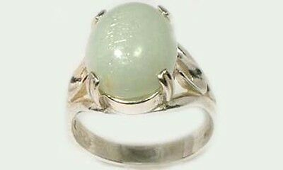18thC Antique 9ct Aquamarine Medieval Prophecy Moonlight Recharge Crystal Balls 2