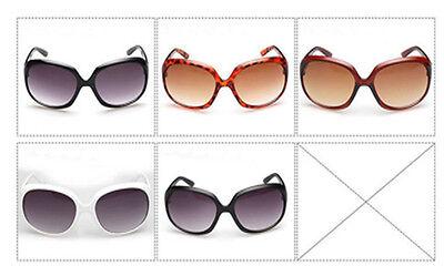 Womens Fashion  Polarized Sunglasses Oversized Retro Designer Eyewear Shades 3