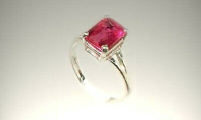 19thC Antique 2¾ct Red Sapphire Ancient Etruscan Roman Gem of Prophets Oracles 4