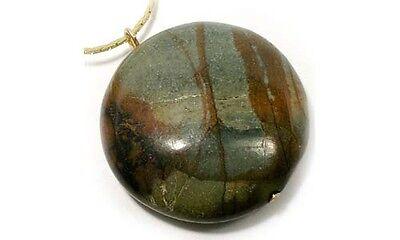 19thC Antique 62ct Nubia Jasper Greek Roman Marc Antony Intaglio Seal Cameo Gem 4