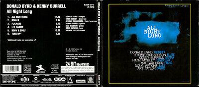 Kenny Burrell - All night long 2