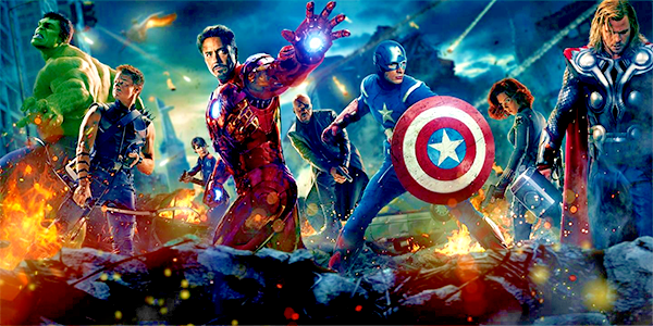 The Avengers (Blu-ray 3d DVD, 2012, 4-Disc Set 9
