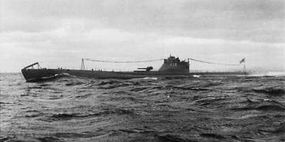6-Captured Japanese Navy Fleet WW2 Films Submarine I-30 3