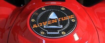 KIT ADESIVI GEL 3D PROTEZIONI SERBATOIO compatibili per MOTO KTM 1190 ADVENTURE