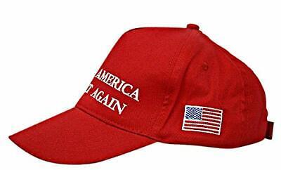 Make America Great Again Hat 2020 Donald Trump Campaign Republican Red Cap 2