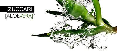 Aloe Vera Succo Puro Zuccari 3 Confezioni da 1000ml Linea Aloevera2 + OMAGGIO 2