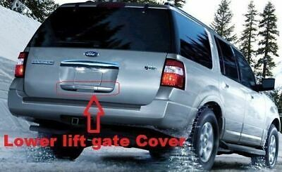 2007 08 09 10 11 12 FORD EXPEDITION Chrome Cover Mirror Handle /& Trunk Liftgate