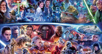 Stars Wars Bronze Pocket Watch Walt Disney Darth Vader Retro Millenniun Falcon 9