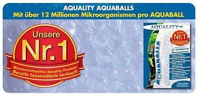 (0,58€/Ball) Aquality AQUABALLS Mikroorganismen.Das Erfolgsprodukt von der Messe 4