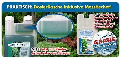 (16,--€/l)AQUALITY Eisendünger FE²  500ml Aquarium Volldünger sattgrüne Pflanzen 3