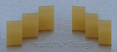 """Waist /& Legs SIX Replacement Rubber Bands to Repair Uneeda 11.5/"""" Dollikin Arms"""