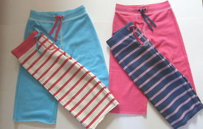 EX- Mini Boden girls sweat shorts cropped trousers 4 colours  bnwot ages 1-14 2