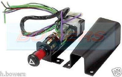 bracket Lucas type SFB300 CLASSIC CAR Hazard Warning Light Switch KIT COMPLETE