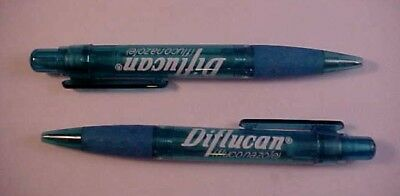25 Unused Diflucan Plastic Drug Rep Pens 2